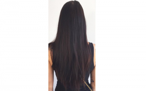 hair cut color style at House of Beauty Salon before