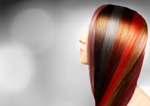 hair color style at House of Beauty Salon